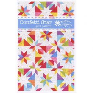 Confetti Star